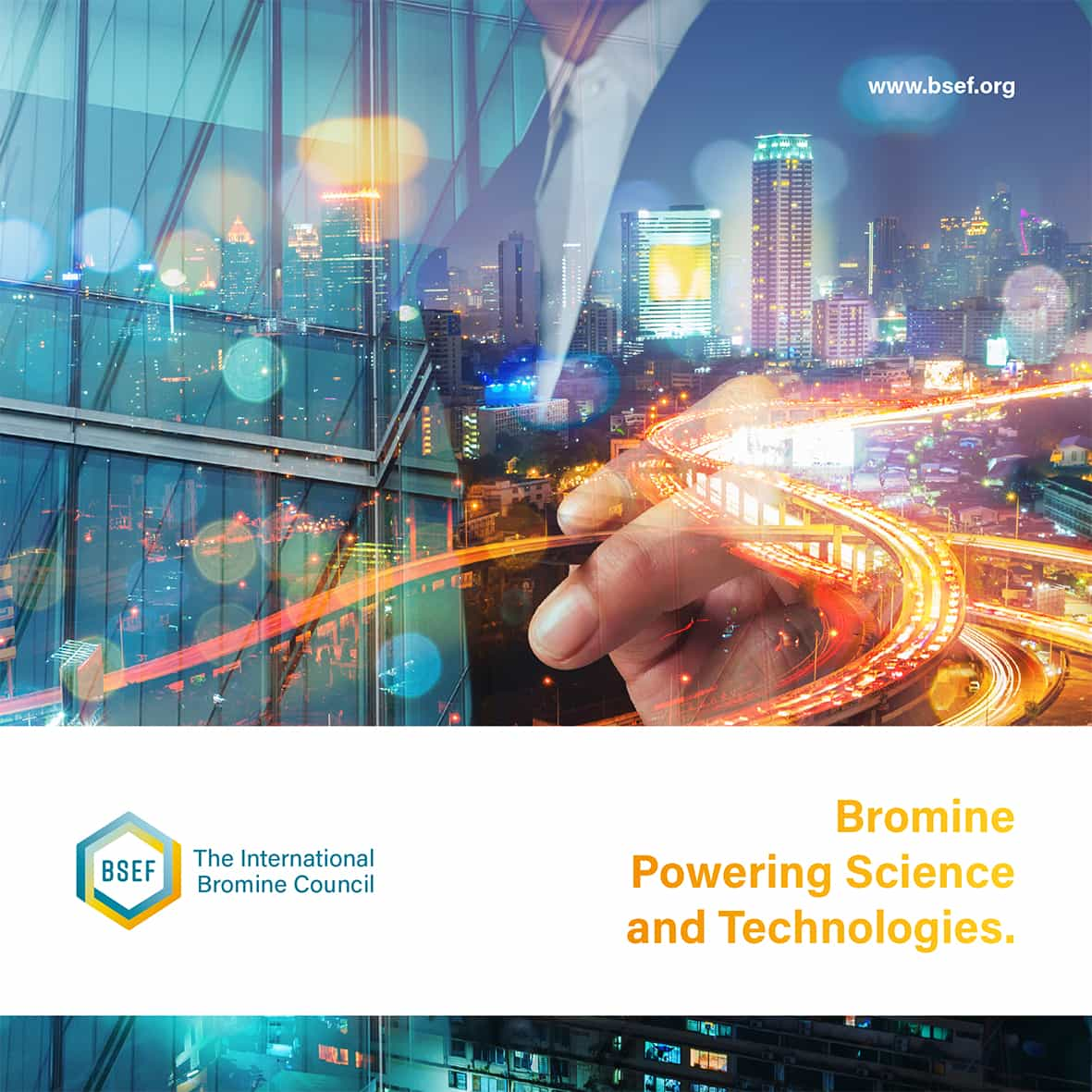 Bromine Powering Science and Technologies BSEF Lets talk bromine The international bromine council