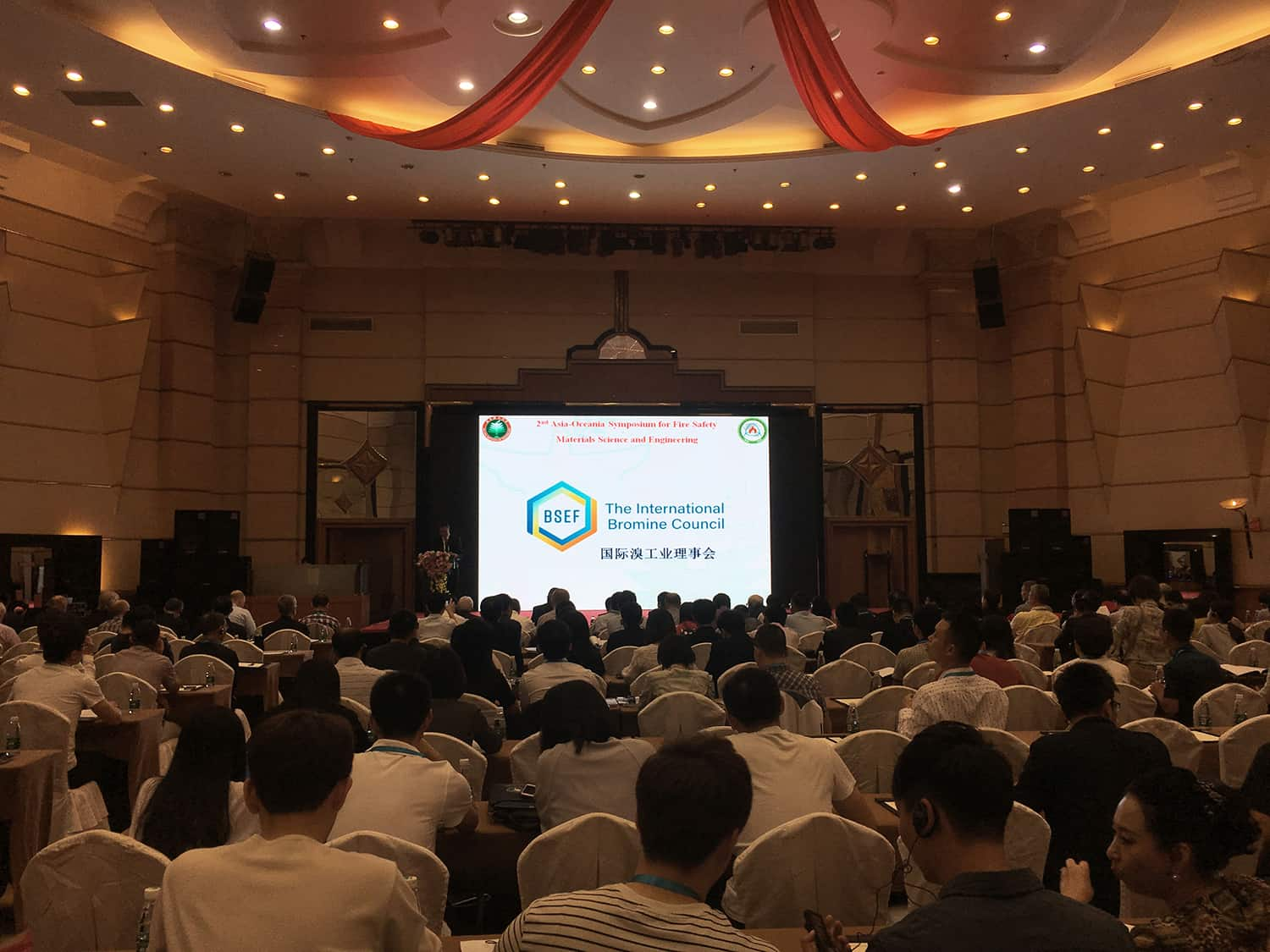 2nd Asia-Oceania Symposium on Fire Safety Materials 2