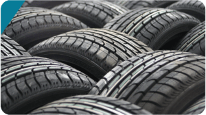 Safer tyres (Bromobutyl rubber)